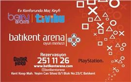 Batıkent Arena Playstation Cafe